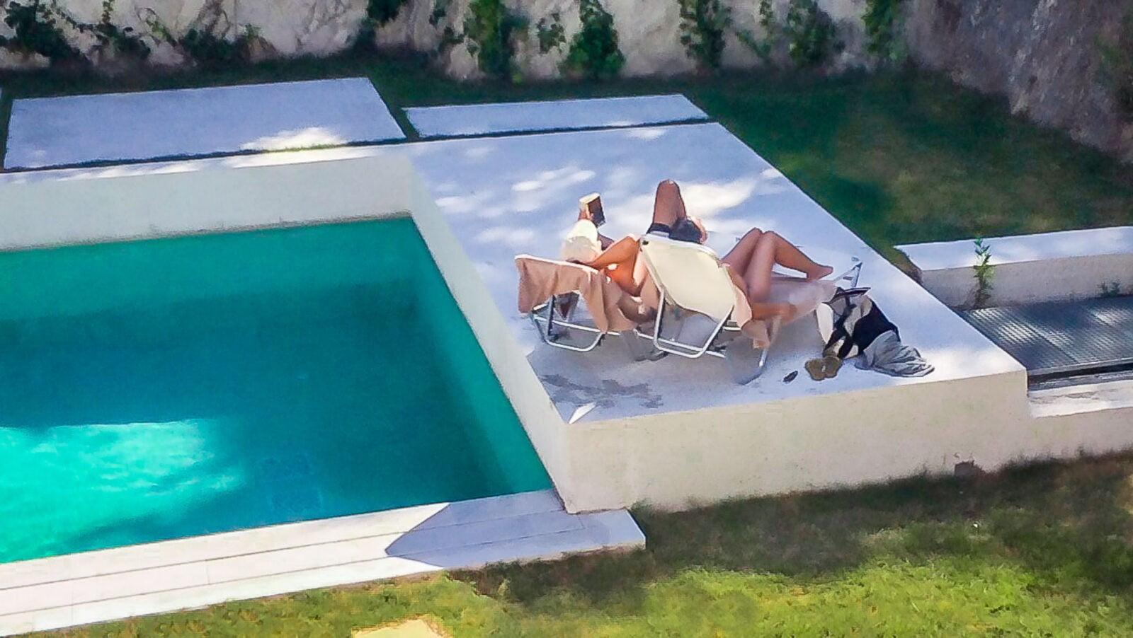 Semeli boutique hotel swimming pool