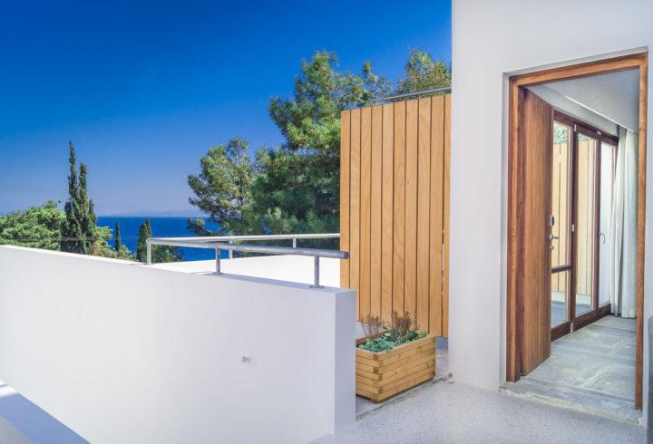 Sea view Suite Semeli Boutique Hotel Samos Island-1